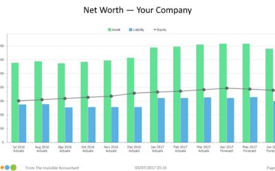 The Net Worth Chart